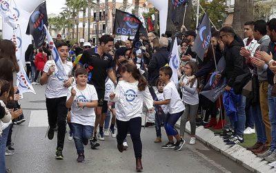 GSA al 100% con la 41 Media Maratón Sevilla-Los Palacios