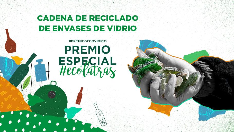 Premio especial Ecovídrio a GSA Servicio Ambientales