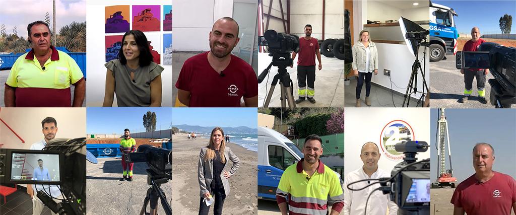GSA eres TÚ: un año conociendo de cerca a nuestros trabajadores