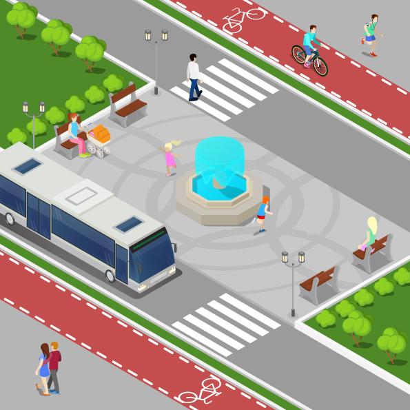 Día Mundial Sin Coche: tres alternativas de transporte sostenible